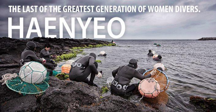haenyeo-divers