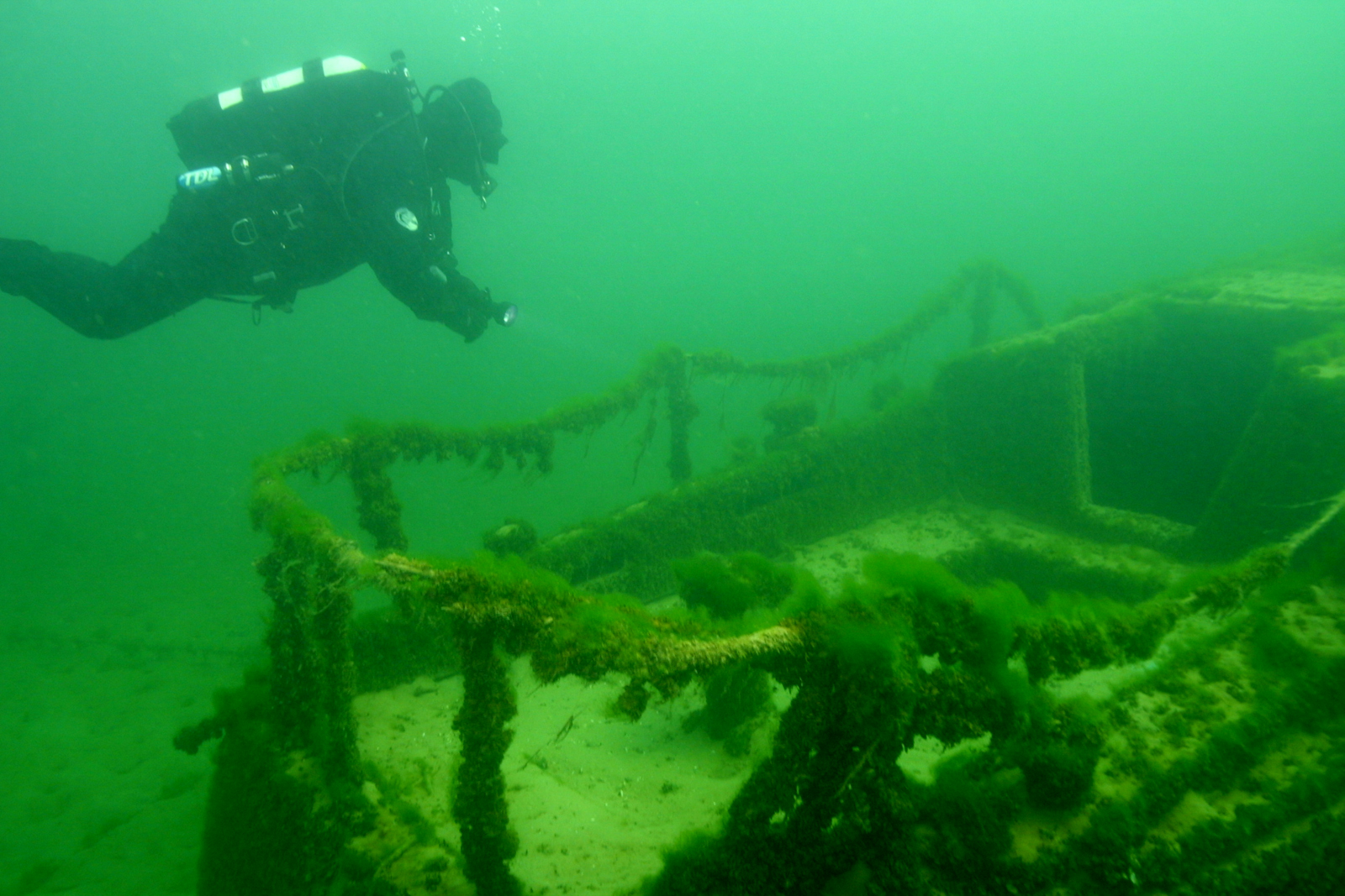Don't Get Arrested: Know The Rules Governing Shipwrecks