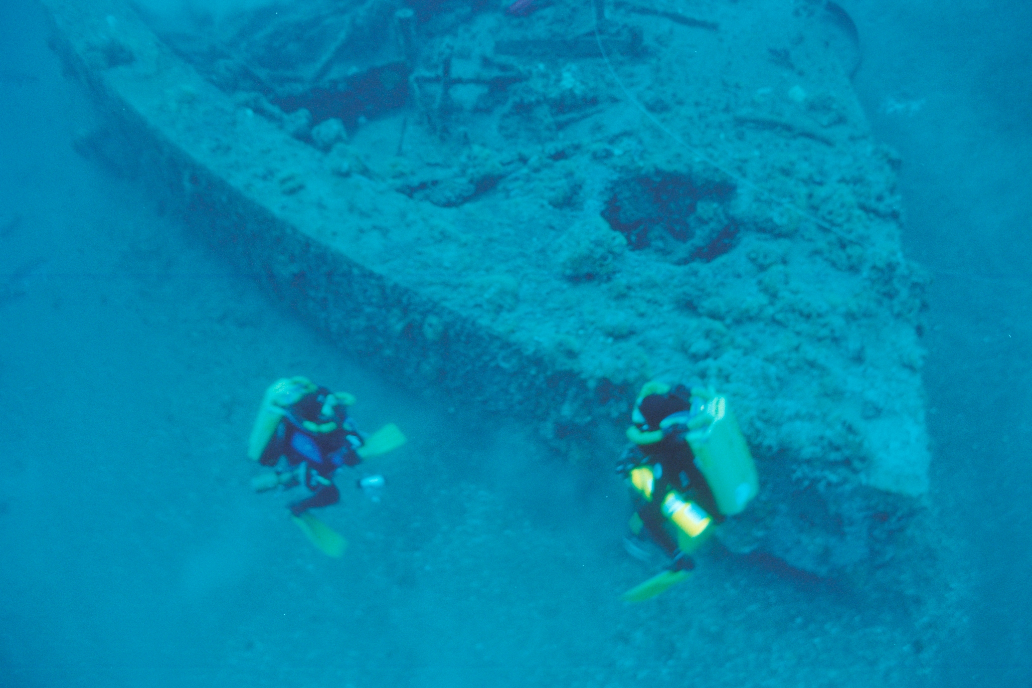 Dont Get Arrested Know The Rules Governing Shipwrecks Sdi Tdi
