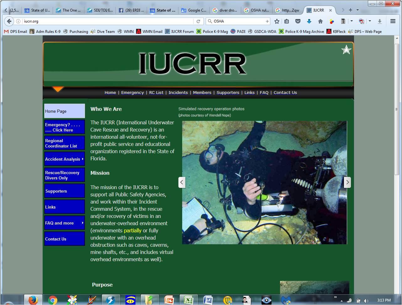 IUCRR-website