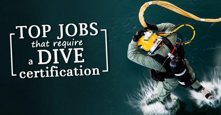 Top Jobs In Scuba Diving