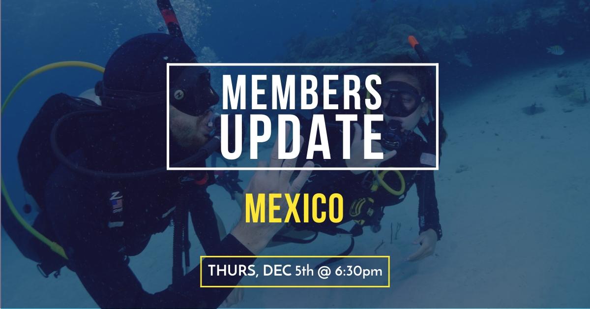 members update mexico
