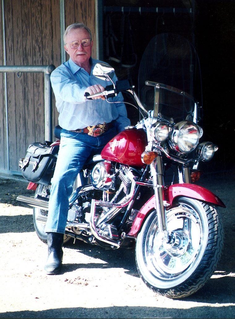 Motor bike John Cronin