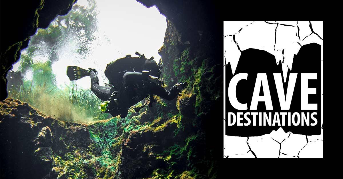 Cave-destinations