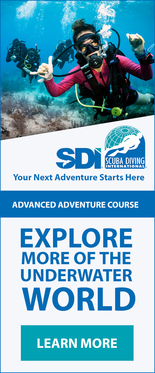 Advanced Adventure Diver Course