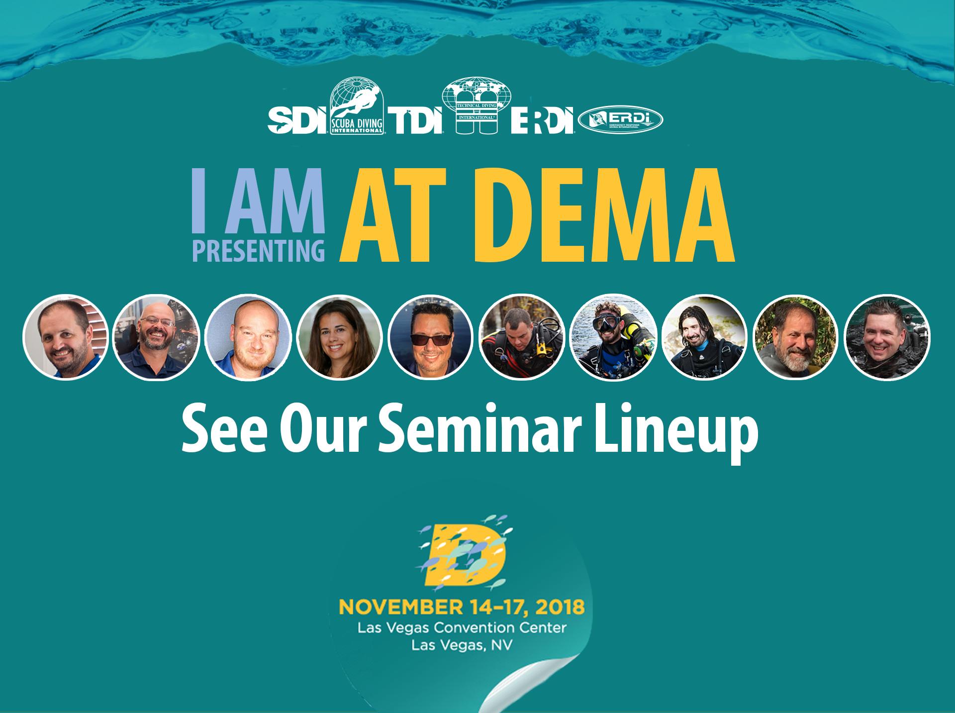 Dema Seminars 2018