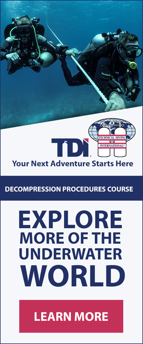 Decompression Procdures Course