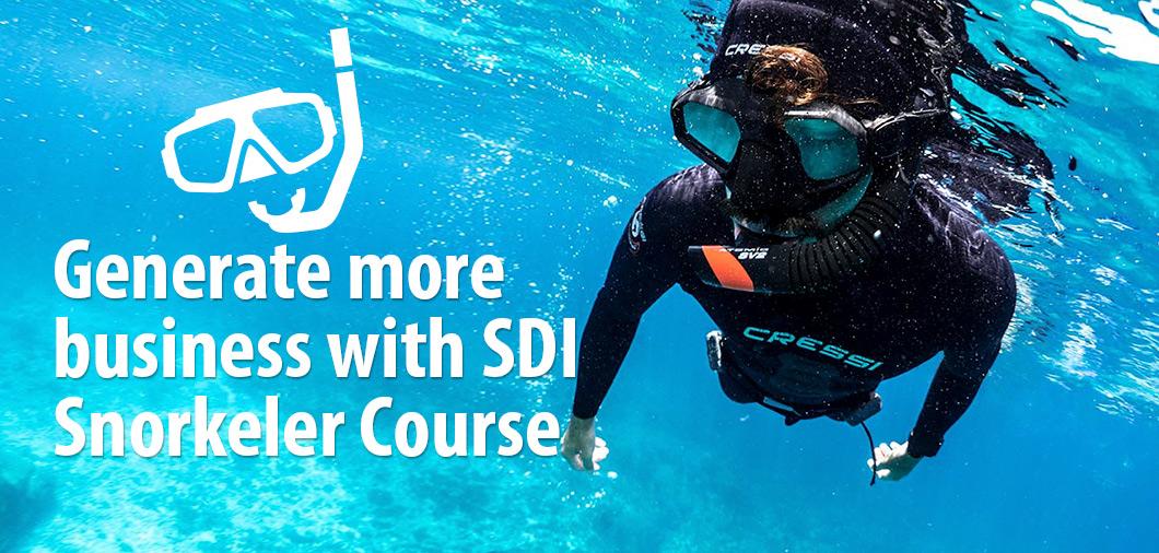 SDI Snorkel Course