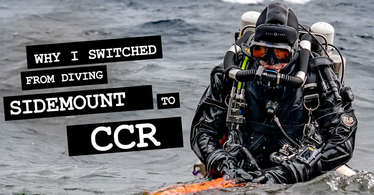 6 Books That Shaped Technical Diving - SDI | TDI | ERDI | PFI