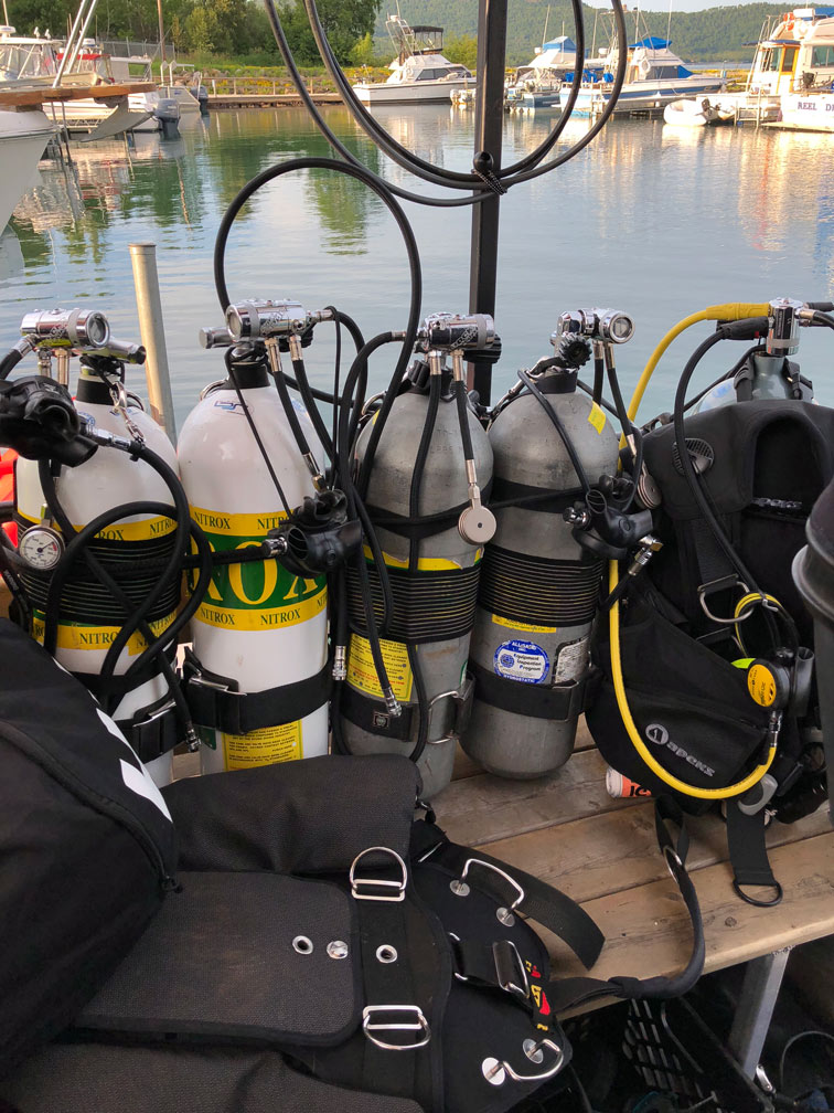 Why I Switched from Diving Sidemount to CCR - SDI   TDI   ERDI   PFI