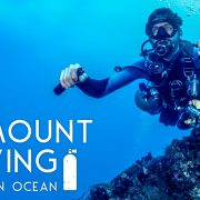 sidemount diving ocean