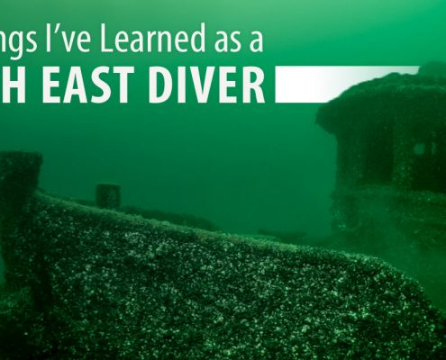 north eastern diving