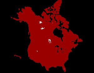 North America Coverage