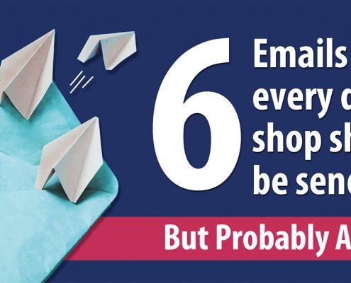 6 Emails You Should be Sending