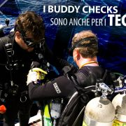 Buddy checks are for tech divers too Italian