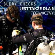 Buddy checks are for tech divers too Polish