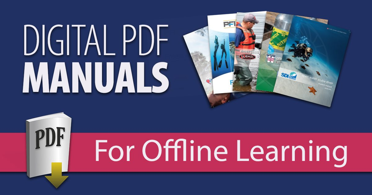 Digital PDF Manuals for Offline Learning