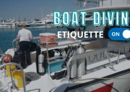 Boat Diving Etiquette